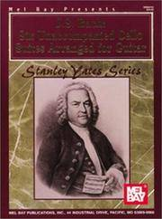 image of J.S. Bach: Six Unaccompanied Cello Suites Arranged for Guitar
