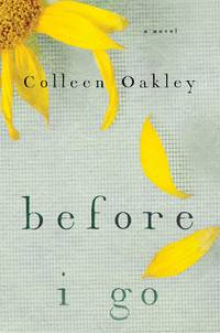 Before I Go: A Book Club Recommendation!