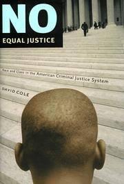 No Equal Justice