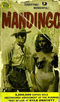 Mandingo by  Kyle Onstott - Paperback - from Russell Books Ltd and Biblio.com