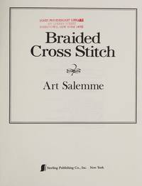Braided Cross Stitch