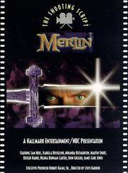 Merlin: The Shooting Script (Newmarket Shooting Script)