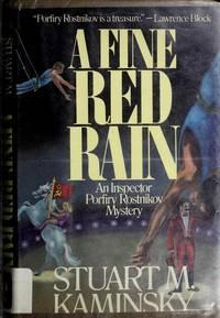 A Fine Red Rain: An Inspector Porfiry Rostnikov Mystery