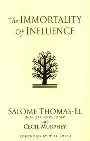 The Immortality Of Influence SIGNED