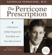 image of The Perricone Prescription: A Physician's 28-Day Program for Total Body and Face Rejuvenation