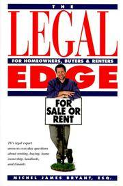 The Legal Edge: For Homeowners, Buyers & Renters