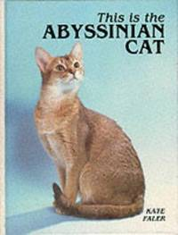 This is the Abyssinian Cat