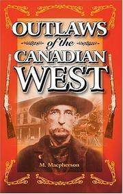 image of Outlaws of the Canadian West