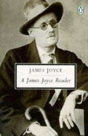 image of A James Joyce Reader (Penguin Twentieth Century Classics)