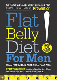 Flat Belly Diet! for Men Vaccariello, Liz and Stokes, D. Milton