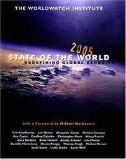 State of the World: A Worldwatch Institute Report on Progress Toward a Sustainable Society