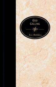 God Calling by Editor-A. J. Russell - Hardcover - 1998-04-01 - from Ergodebooks and Biblio.com