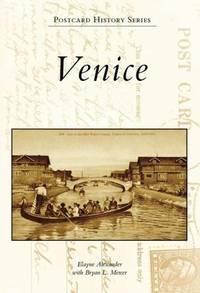 Venice (CA) (Postcard History Series)