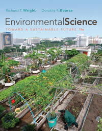 image of Environmental Science: Toward a Sustainable Future Plus MasteringEnvironmentalScience with eText -- Access Card Package (11th Edition)