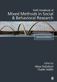 SAGE Handbook of Mixed Methods in Social & Behavioral Research