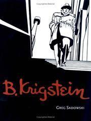 B. Krigstein, Vol. 1, 1919-1955
