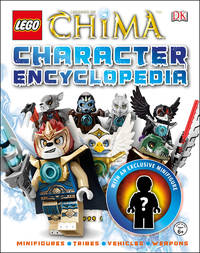 LEGO Legends of Chima: Character Encyclopedia [Hardcover] DK Publishing