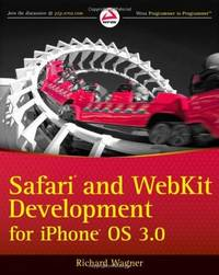Safari and Webkit Development For Iphone Os 30