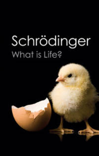 What is Life?: With Mind and Matter and Autobiographical Sketches (Canto Classics) by  Erwin Schrodinger/Penrose - Paperback - from BEST BATES and Biblio.com