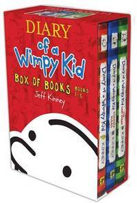 image of Diary of a Wimpy Kid: Diary of a Wimpy Kid / Rodrick Rules / the Last Straw
