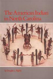 The American Indian in North Carolina