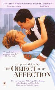 The OBJECT OF MY AFFECTION MOVIE TIE IN