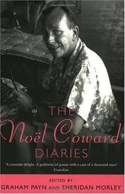 image of Noel Coward Diaries