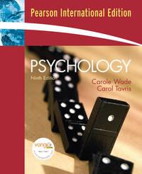 image of Psychology: International Edition