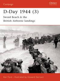 D-Day 1944 (3) Sword Beach & British Airborne Landings