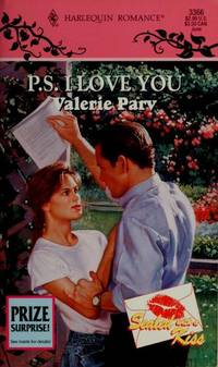P.S. I Love You (Sealed With A Kiss) (Harlequin Romance, No 3366)