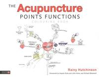 ACUPUNCTURE POINTS FUNCTIONS COLORING BOOK (O)
