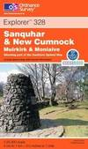 image of Sanquhar and New Cumnock (Explorer Maps)