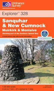 image of Sanquhar and New Cumnock: Muirkirk and Moniaive (Explorer S.)