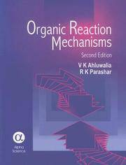 Organic Reaction Mechanisms, Third Edition