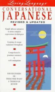 Living Language Conversational Japanese (Living Language Coursebooks)