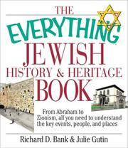 Everything Jewish History and Heritage Book (Everything Series)