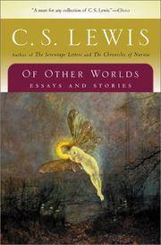 image of OF OTHER WORLDS: ESSAYS AND STORIES