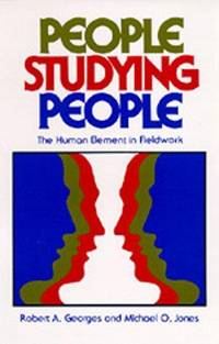 People Studying People