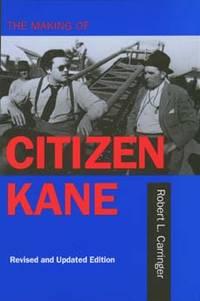 The Making of Citizen Kane - w/ Dust Jacket!