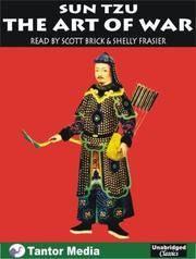image of The Art of War Tzu, Sun; Brick, Scott and Frasier, Shelly