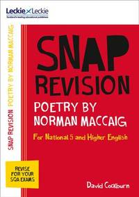 N5/Higher English: Poetry by Norman MacCaig
