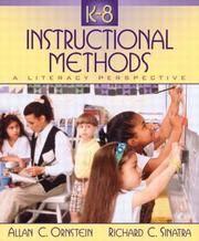 K-8 Instructional Methods