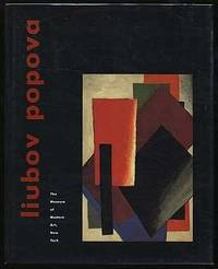 Liubov Popova by Magdalena Dabrowski - First Edition - 1991 - from The Edmonton Book Store (SKU: 129449)