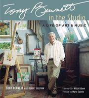 Tony Bennett in the Studio: A Life of Art & Music  w/CD in Rear Pocket