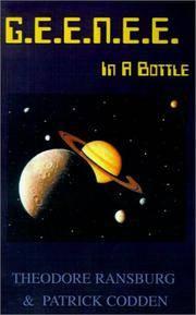 G.E.E.N.E.E. in a Bottle
