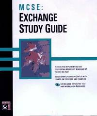 McSe: Exchange 5 Study Guide