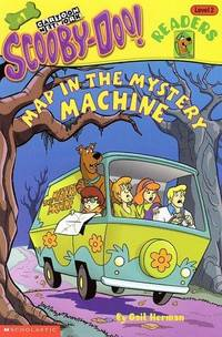 Scooby-Doo! Readers: Map in the Mystery Machine (Level 2) by ... on scooby doo ruh-roh, scooby doo the mystery car, scooby doo adventures,