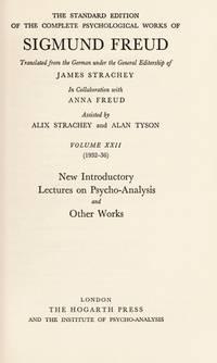 The Standard Edition of the Complete Psychological Works of Sigmund Freud (Volume 17)