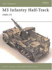 M3 Infantry Half-Track 1940–73 (New Vanguard) by  Peter [Illustrator]  Steven J.; Sarson - Paperback - 1995-01-16 - from The Crazy Book Lady (SKU: 200816071)