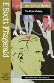 image of F Scott Fitzgerald: The Great Gatsby (Icon Critical Guides)